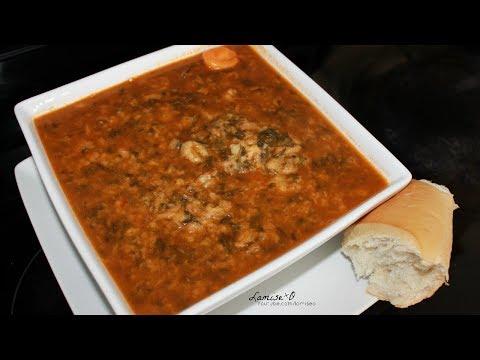 Haitian Bread Soup | Soup Pain | Episode 137