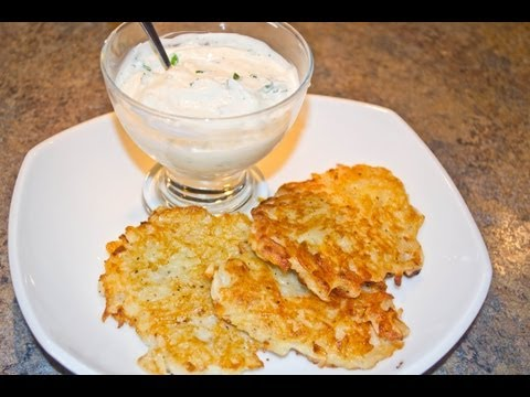 How to Make Classic Potato Pancakes - Recipe