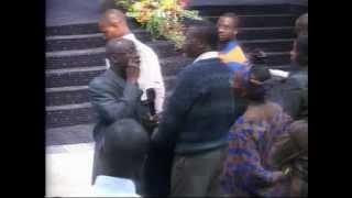 Fire for fire - Pastor Tunde Bakare