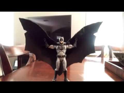 Custom Batman Cape