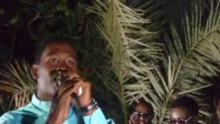 الصحافه ( حفله سحار زنق ) المدمر نيجير
