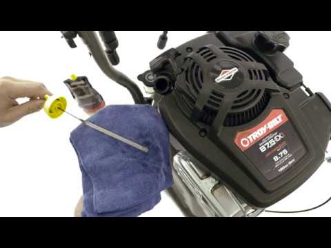 Just Check & Add™ Oil   Troy-Bilt® 3100 MAX PSI Pressure Washer