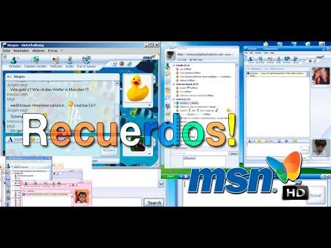 Messenger 2007 (MSN Sounds)