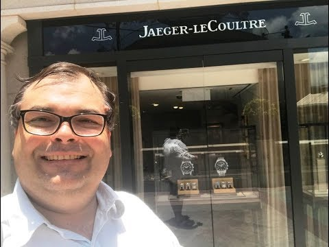 LIVE FROM HONG KONG - Jaeger-LeCoultre hidden camera boutique footage