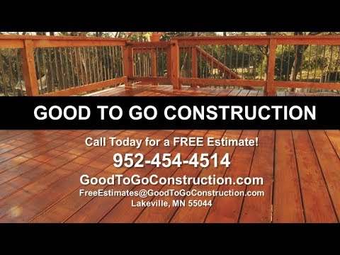 Good To Go Construction, Inc. | Lakeville MN Bathroom Remodeling & Windows Contractors