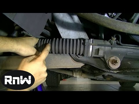 How to Test and Inspect the Inner and Outer Tie Rod Ends on Your Car