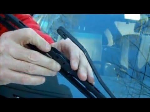 How To Replace Wiper Blades Honda Civic