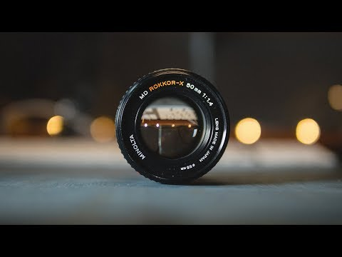 The Best Vintage Lens for Video