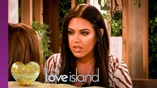 FIRST LOOK: A Fuming Anna Confronts Jordan for Cracking on With India | Love Island 2019