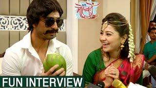 Adi And Ruhi FUNNY INTERVIEW   Ye Hai Mohabbatein   ये है मोह्ब्बतें