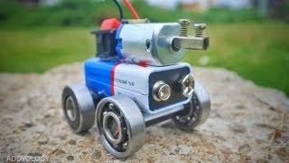 How to Make a Crazy Car   VERY SIMPLE