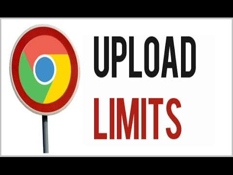 How to limit youtube & other sites upload/download speed with chrome