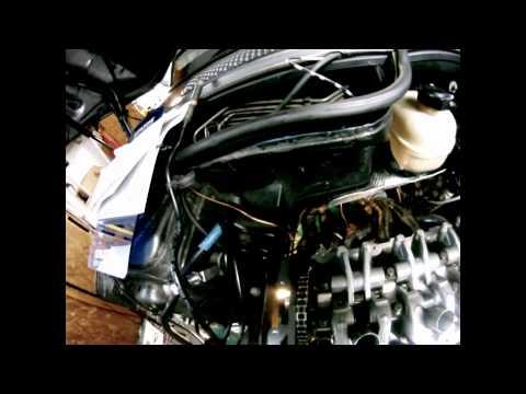 Mini Cooper S - R53 oil pressure gauge nylon pipe
