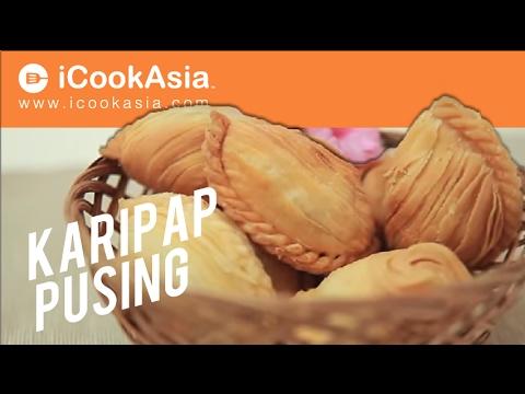 Karipap Pusing | iCookAsia