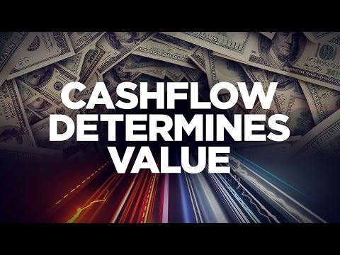 Real Estate Investing Made Simple with Grant Cardone: Cashflow Determines Value