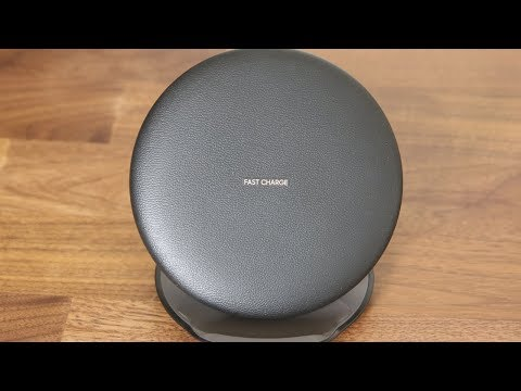 Official Fast Wireless Charger for Samsung Galaxy Note 8 & Galaxy S8