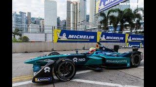 Highlights Hong Kong ePrix - Race 1 - 2017/2018 FIA Formula E - Michelin Motorsport