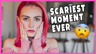 I seriously thought I was going to die... (trigger warning)