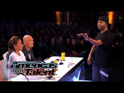 Xxx Mp4 Smoothini Bar Magician Flies Through Amazing Tricks America 39 S Got Talent 2014 3gp Sex