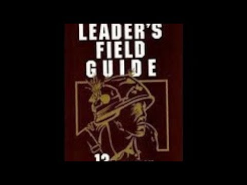 Book Review: Combat Leader's Field Guide