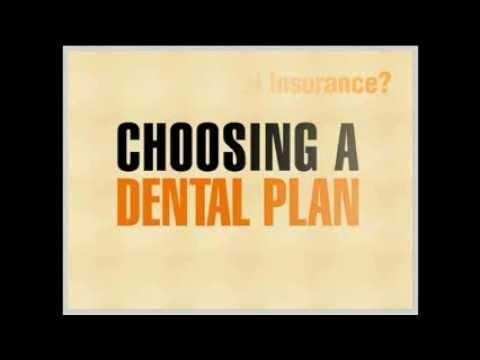 PPI: Choosing A Dental Plan