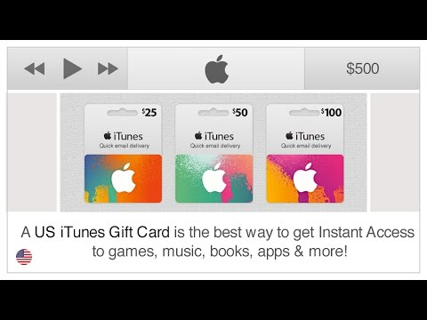 Buy US iTunes Cards - iTunesCardDelivery