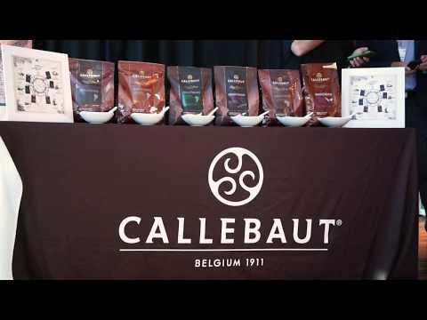 Pastry Plus Platinum Sponsor: Callebaut Chocolate