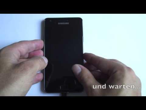 Samsung Galaxy S2 i9100 Custom Binary Reset - Zähler zurück setzen