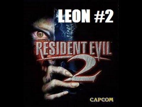 Resident Evil 2 LEON Part 2 Bishop Plug