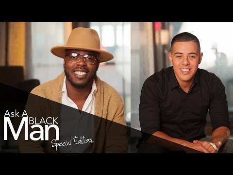Can Black Women Find Real Love Online? | Ask A Black Man Special Edition Sneak Peek