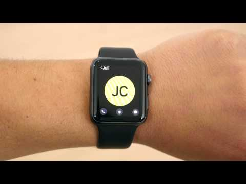 Apple Watch: How to Send Messages, Sketches, Emoji, and Heartbeats