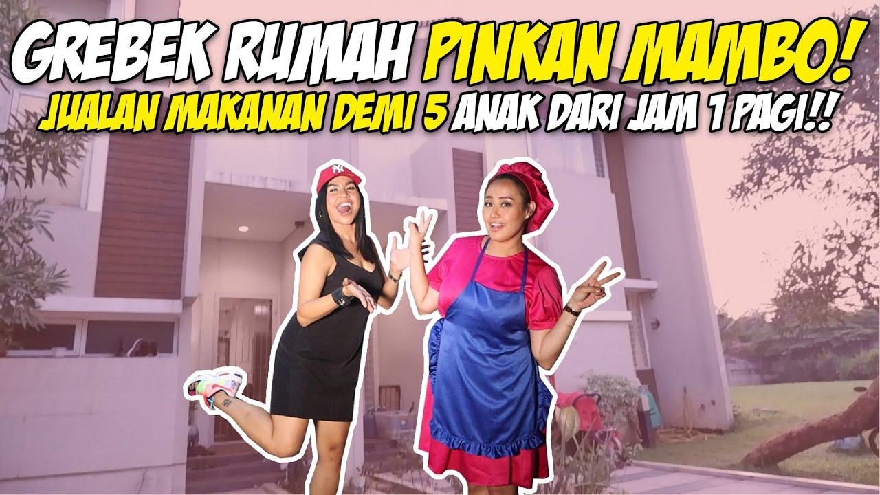 Download TOUR RUMAH DAN TEMPAT KATERING PINKAN MAMBO! TIAP HARI SUDAH MASAK DARI JAM 1 PAGI!! MP3 Gratis