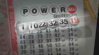 400 Million Powerball Ticket Sold