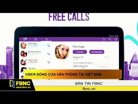 FBNC - Viber đóng cửa văn phòng tại Việt Nam