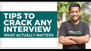 Tips to crack any interview (UPSC CSE/IAS, Banking exams): What actually matters - Roman Saini