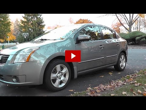 Nissan Sentra CVT Fluid Change