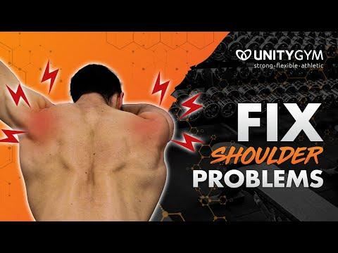 How To Fix Shoulder Problems And Master Upper Body Gymnastics Strength
