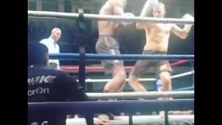 Idris Elba Wins His Professional Kickboxing Debut
