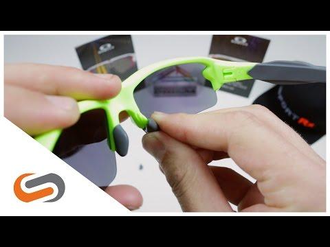 How to: Interchange the Nose Pads on Oakley Flak 2.0, Half Jacket 2.0 & Flak Jacket | SportRx