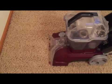 How To Shampoo Your Carpet - Steam Clean Carpet Stains For Dummies