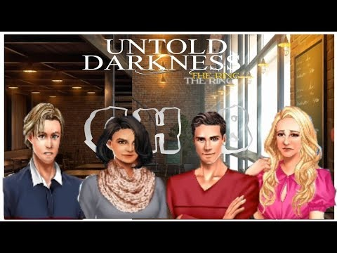 My Shelf Untold Darkness the Ring Chapter 8a heart ache from alex