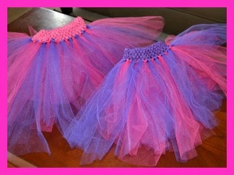 Craft: Crochet Headband Tutus for Toddlers & Children!