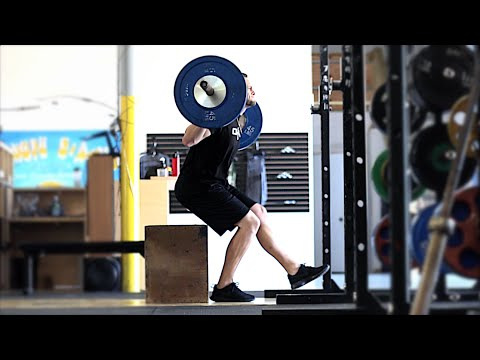 Single Leg Exercise for Strength and Power