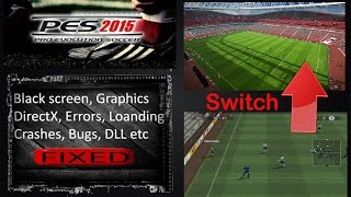 fix establishing connection crash in pes 2015 how to install