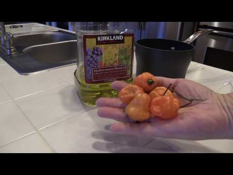 How To Make Chinese Szechuan Asian Style Hot Chili Oil