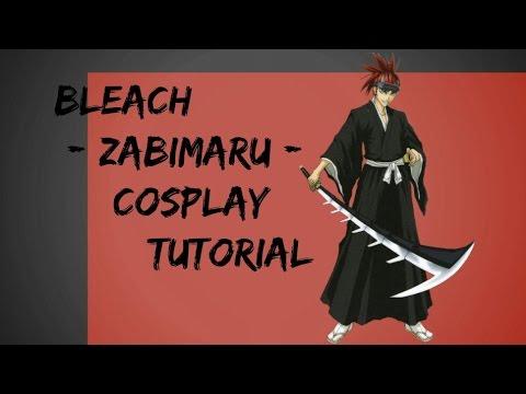 Cosplay Tutorial - Bleach - Zabimaru / German