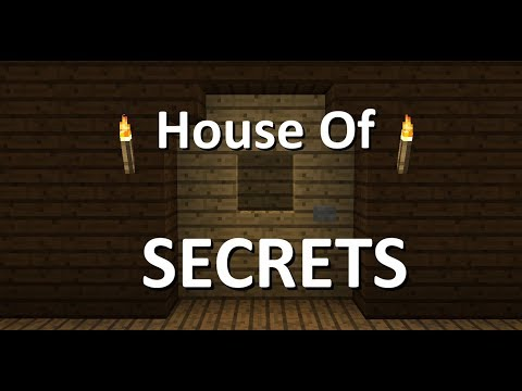House of Secrets Map Walkthrough