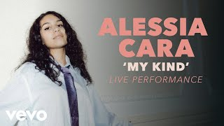 Alessia Cara - My Kind (Official Live Performance) | Vevo x Alessia Cara