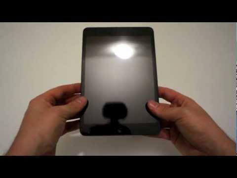 InvisibleShield HD per iPad mini : videorecensione e codice sconto