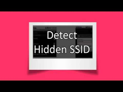 Detect Hidden SSID - 3